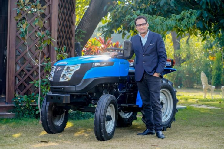 Sonalika Tiger Electric launched in India