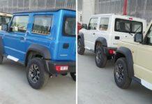 Suzuki-Jimny-production