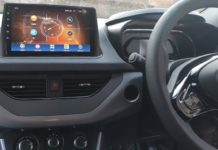 Tata Nexon modified base to top trim interior