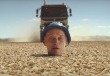 Volvo Truck's 300 mm Ground Clearance