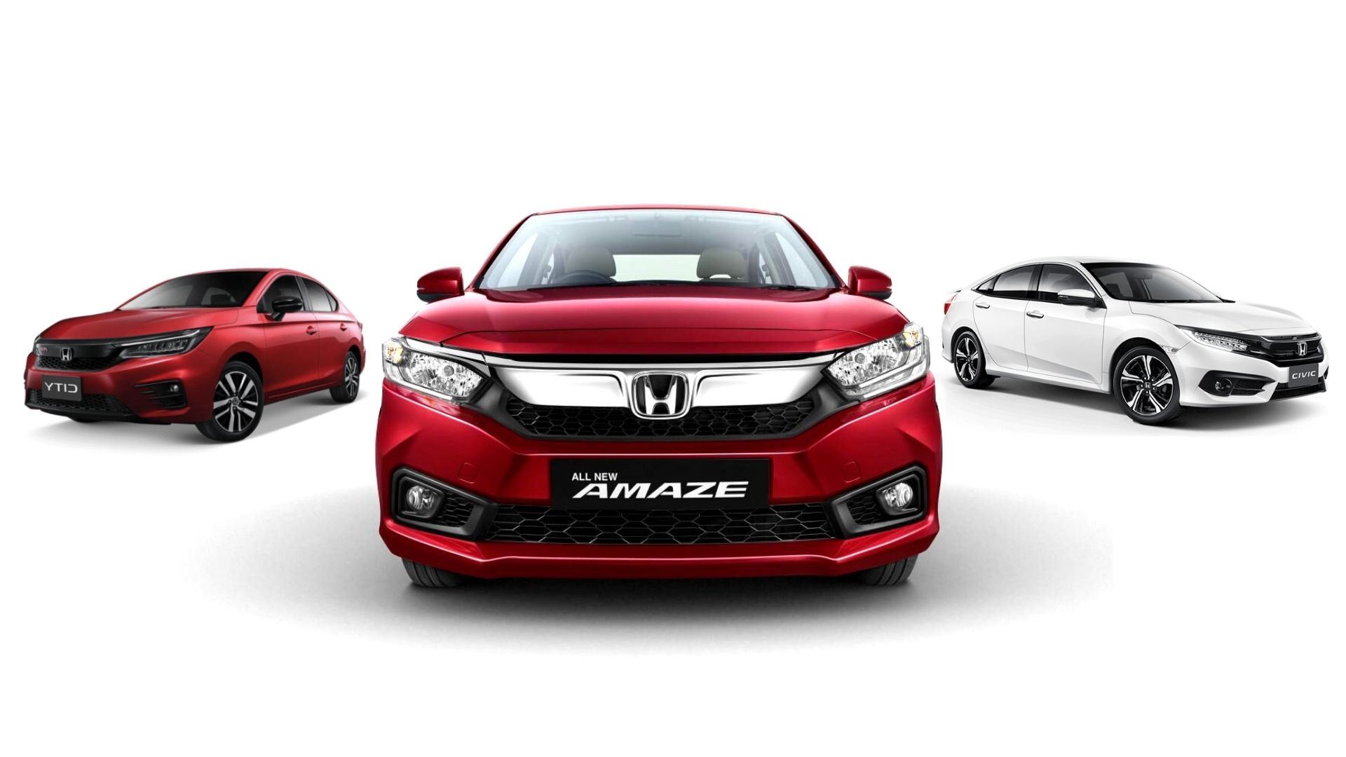 Honda Car Sales Up By 55% In November 2020 - Thanks To New City, Amaze, WR-V