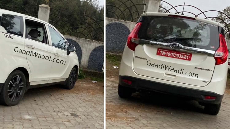 Mahindra Marazzo Diesel AMT Details Leaked Ahead Of Launch - GaadiWaadi.com