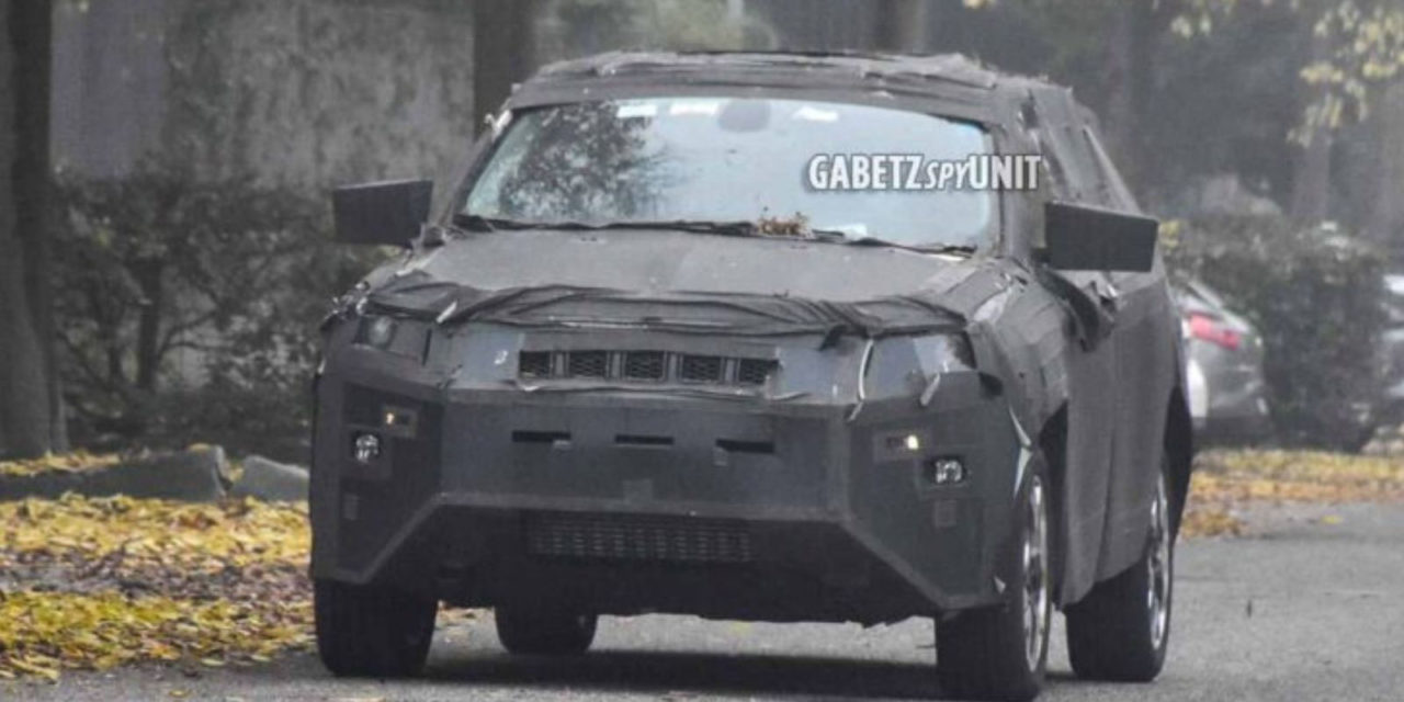 seven-seater 2021 jeep compass spied 7