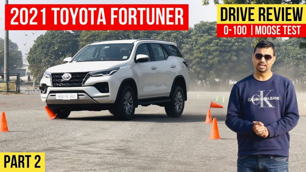2021 Toyota Fortuner Drive Review