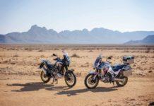 2021 Africa Twin Adventure Sports