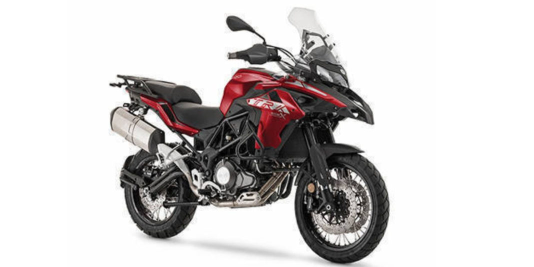 2021 BENELLI TRK 502 BS6 LAUNCHED INDIA