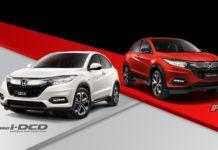 2021 Honda HR-V Malaysia spec