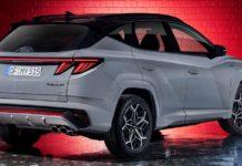 2021 Hyundai Tucson N Line