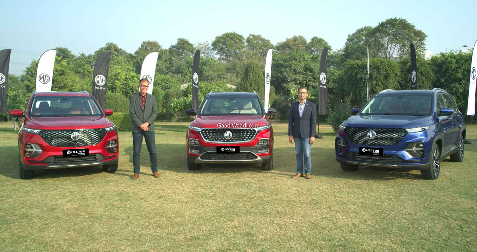 MG Hector & Hector Plus Receive Yet Another Price Hike – Details - GaadiWaadi.com