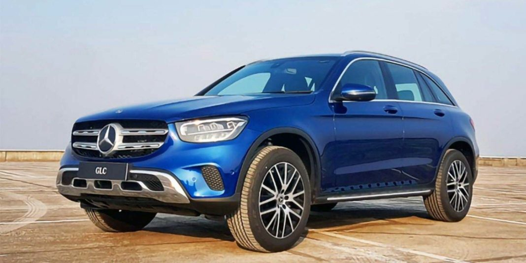 2021 Mercedes-Benz GLC 4
