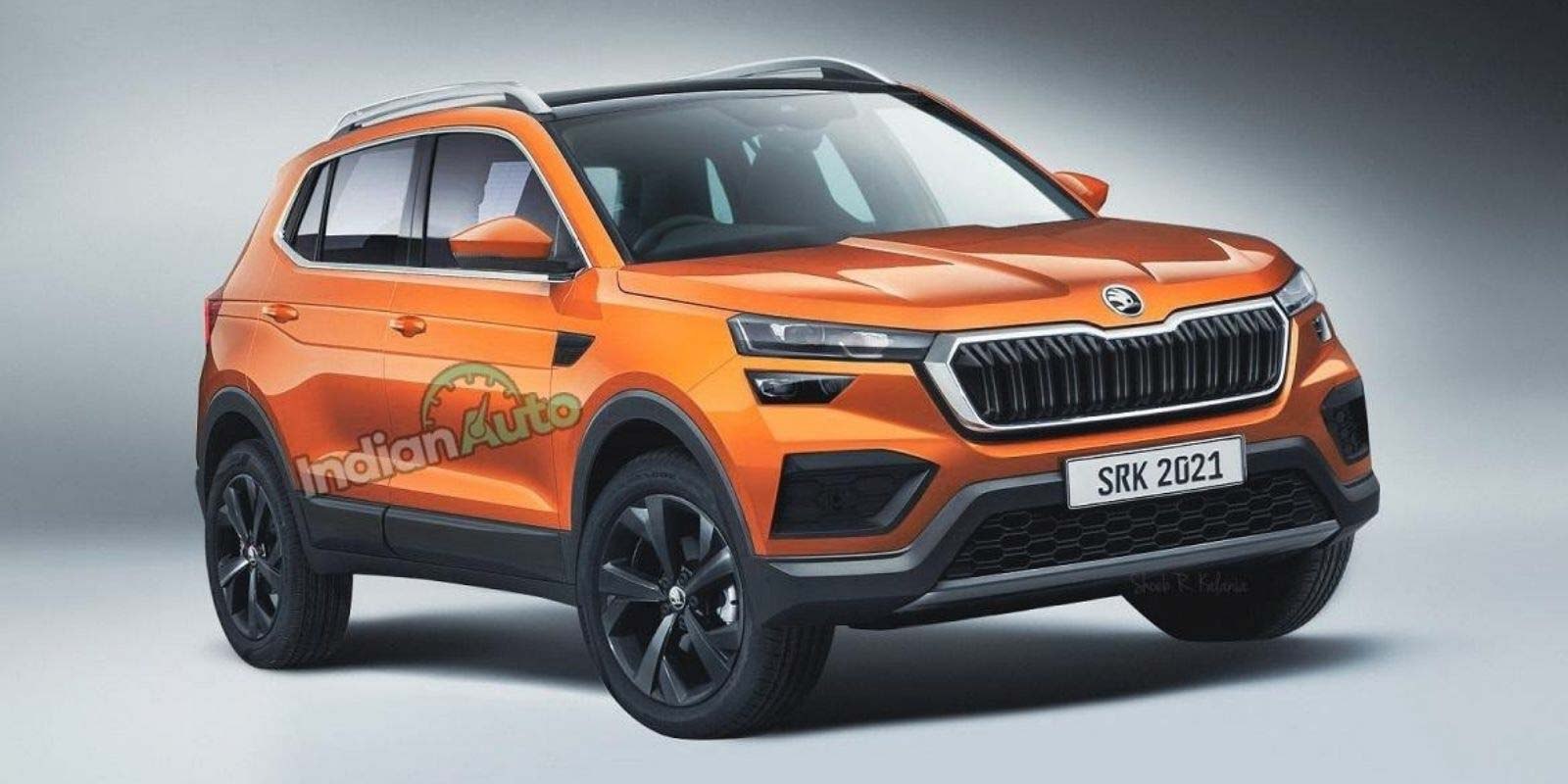 2021 Skoda Kushaq Rendered In Production Form Launch Nears