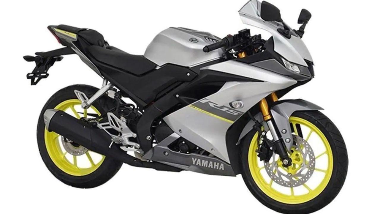 2021 Yamaha R15 V3-2