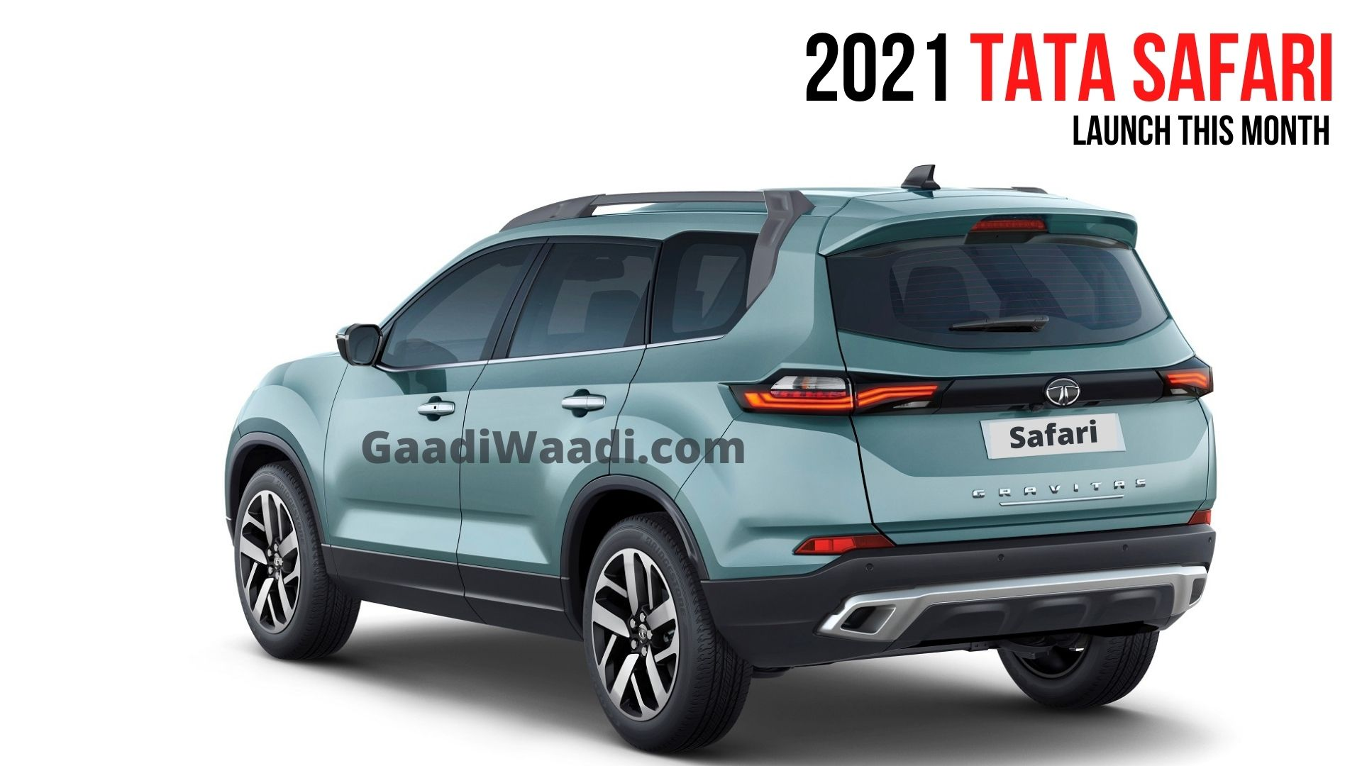 2021 Tata Safari 7 Seater Suv Launching This Month Official