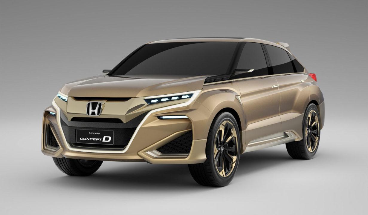 Honda D Concept-2