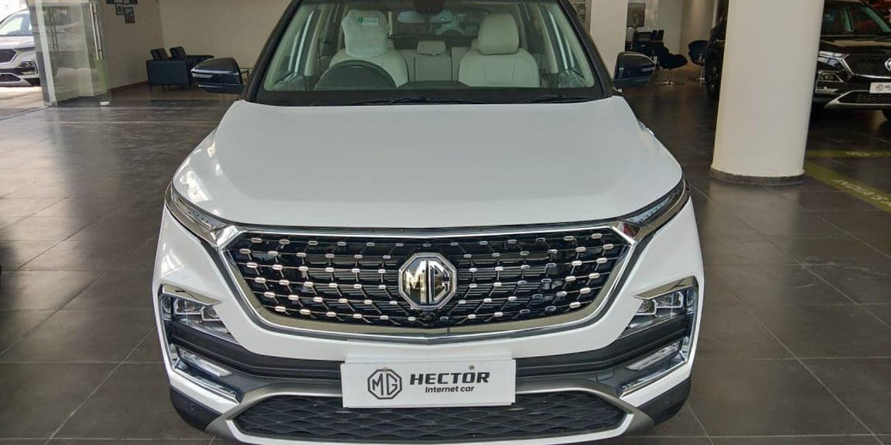 MG Hector Facelift-2