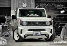 Modified Suzuki Jimny