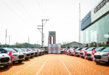Nissan Magnite mega delivery drive 4