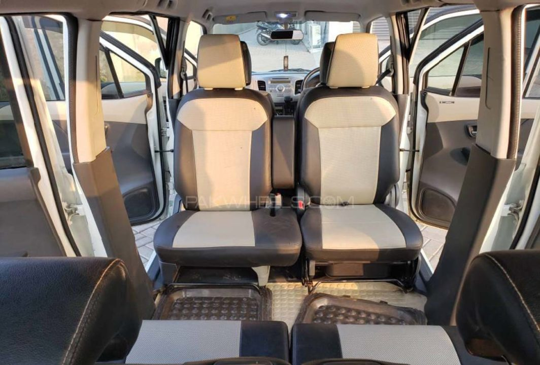 Suzuki Wagon R Transformed Into 7-Door Limousine-3
