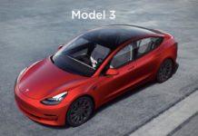 Tesla Mode3