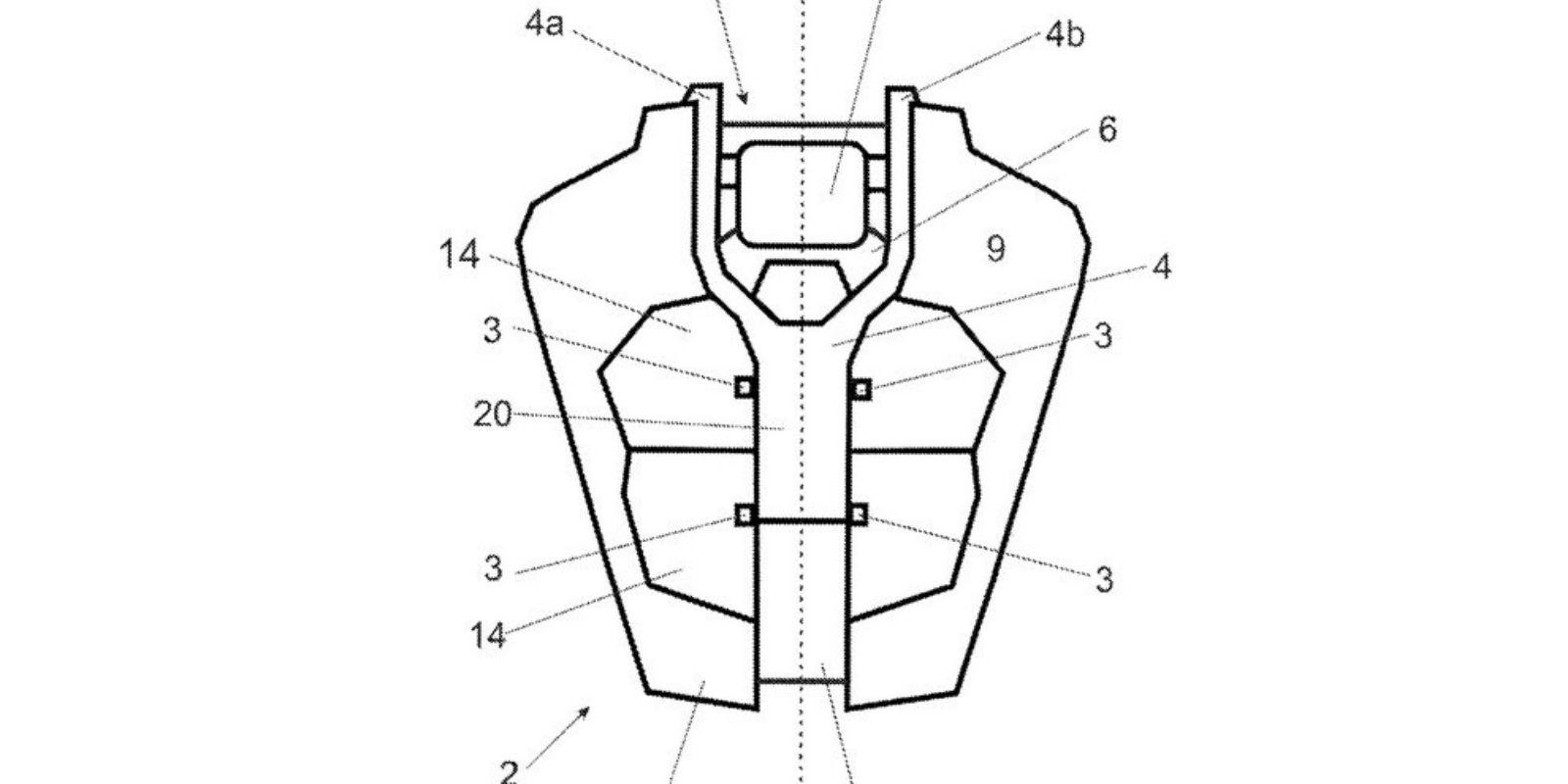 next gen ktm duke 390 patent 1