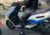 suzuki burgman electric scooter spied 3