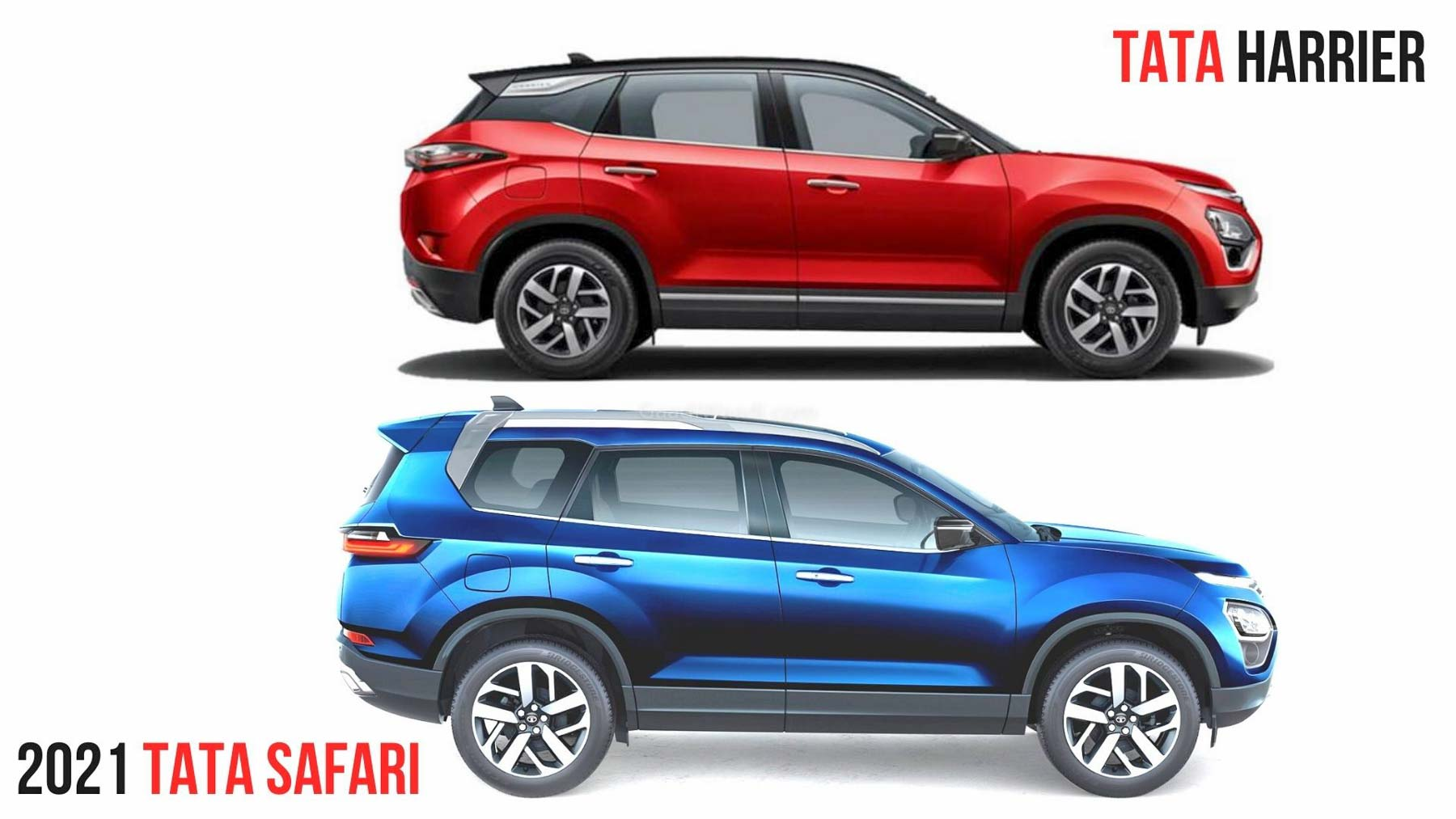 Tata Model Wise Feb 2021 Sales - Tiago, Nexon, Harrier, Safari, Altroz - GaadiWaadi.com