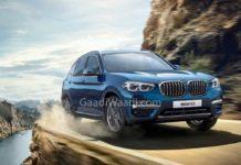 2021 BMW X3 xDrive30i SportX 7