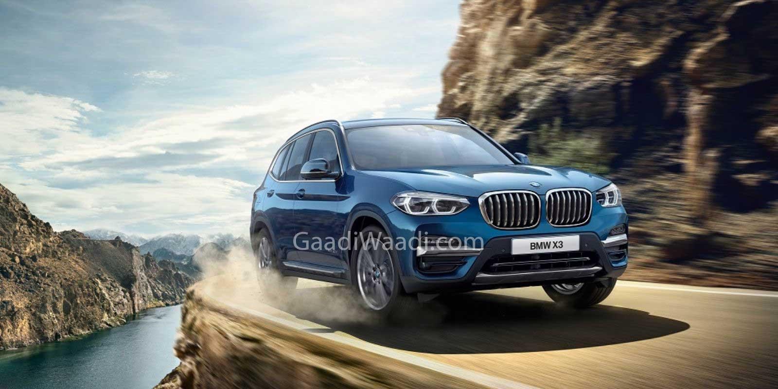2021 BMW X3 xDrive30i SportX Launched In India At Rs. 56.50 Lakh - GaadiWaadi.com