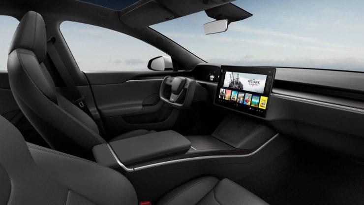 2021 Tesla Model S-3
