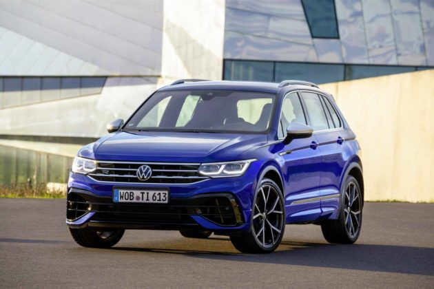 Performance-Based 2021 Volkswagen Tiguan R Gets 316 HP Engine