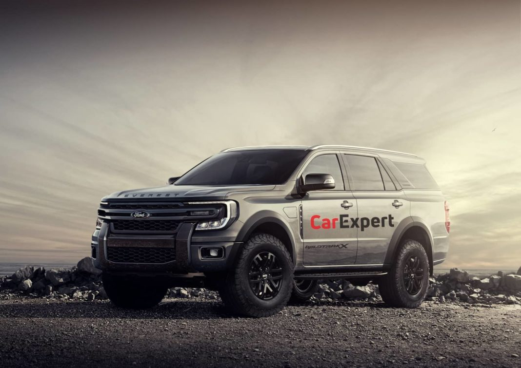 Everything about the 2022 Ford Endeavour