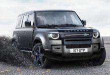 2022 Land Rover Defender V8 1