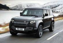2022 Land Rover Defender V8 2