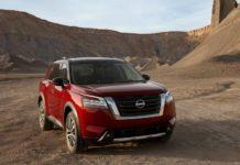 2022 Nissan Pathfinder 1