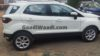 2021 Ford Ecosport SE Spied In India Without Tail-Mounted Spare Wheel