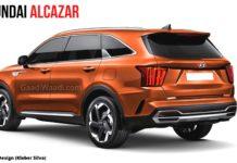 Hyundai Alcazar Rendering2