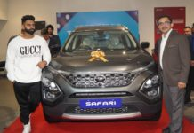 Parmish Verma Tata Safari 1