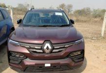 Renault Kiger brown 1