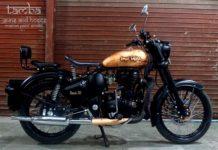Royal Enfield Classic 350 Tamba