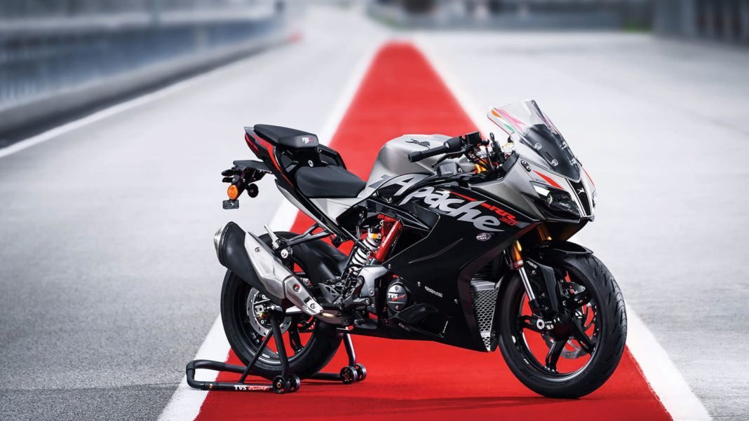 TVS Apache RR310 wallpaper