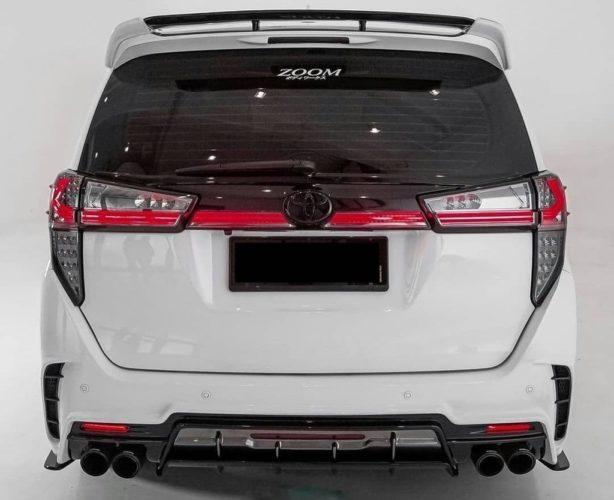 Toyota Innova Crysta body kit 4