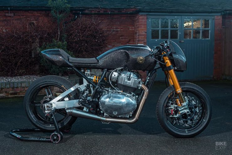 modified Royal Enfield Continental GT650 Goblin Works 2