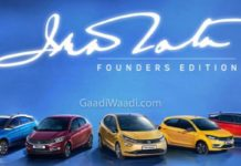 tata founders edition launched