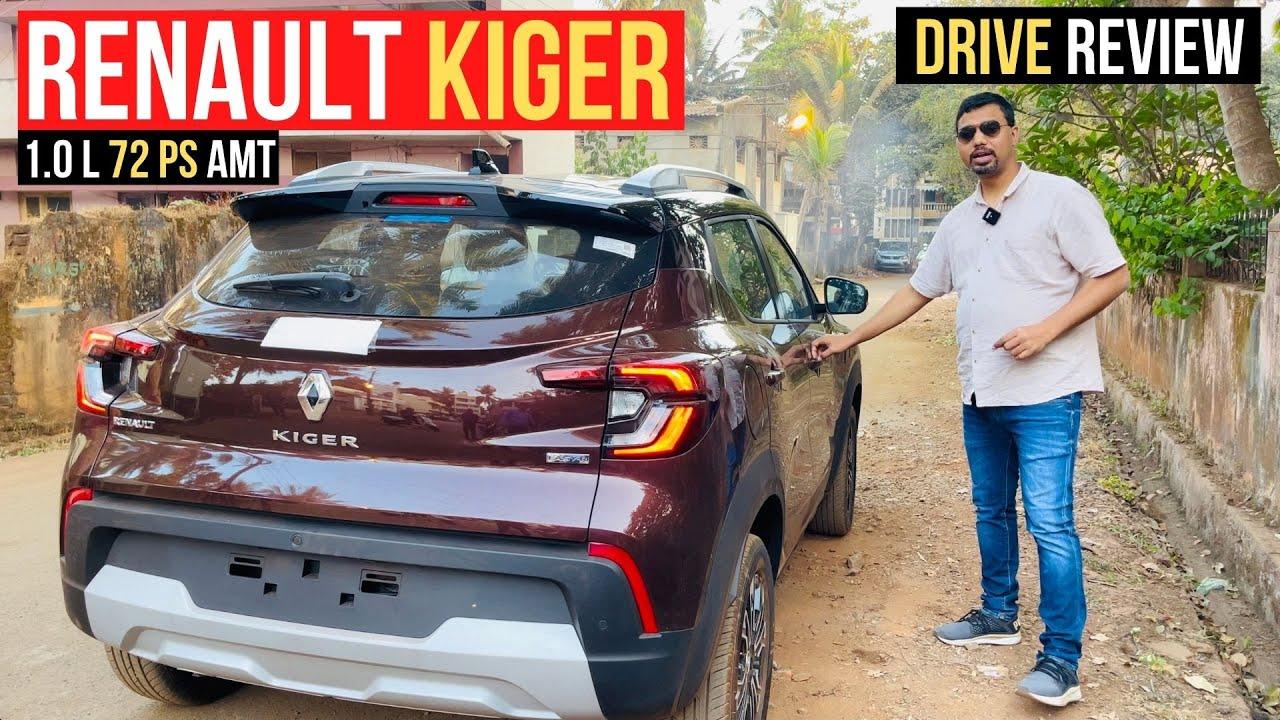 Renault Kiger Compact SUV Launching Today In India - GaadiWaadi.com