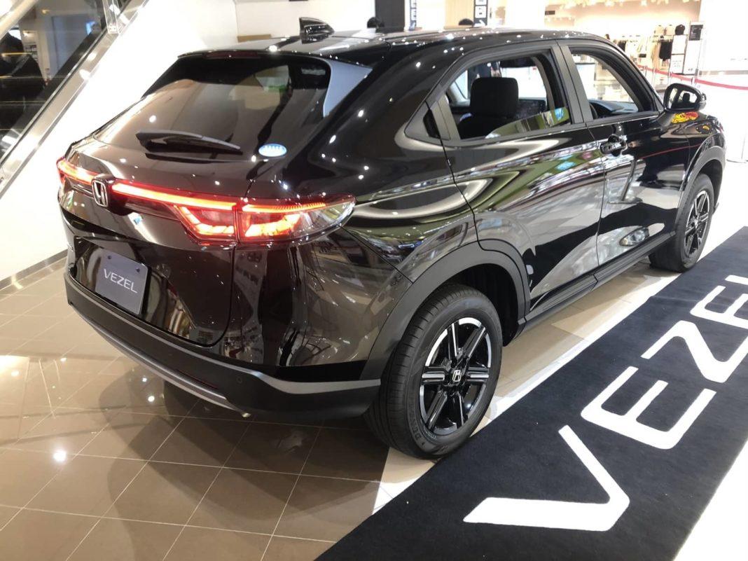 2021 Honda HR-V Real Life Images; Exterior & Interior Detailed