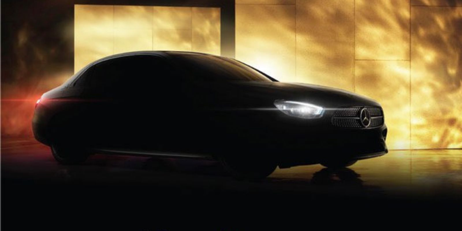 2021 Mercedes-Benz E-Class Facelift Teased; India Launch On March 16 - GaadiWaadi.com