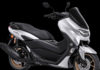 2021 Yamaha Nmax prestige Silver