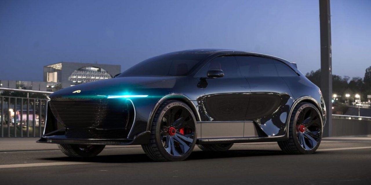 Humble One Electric SUV 9