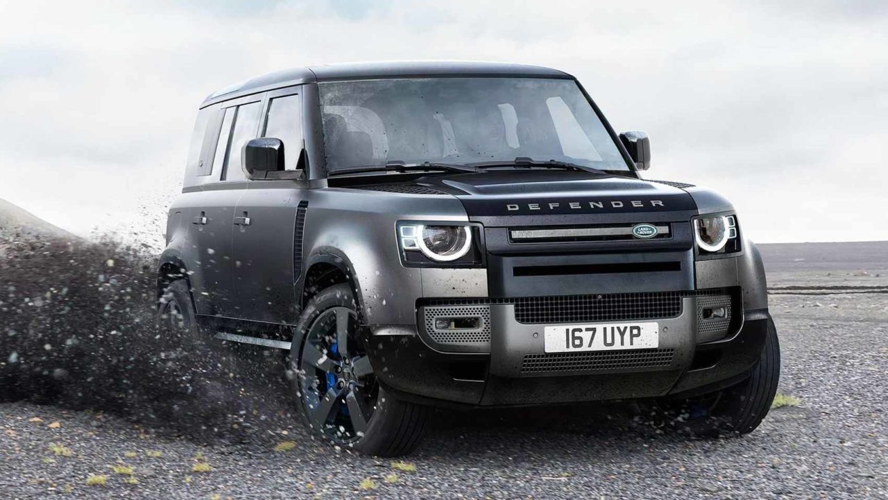 Three-Row Land Rover Defender 130 Confirmed By JLR