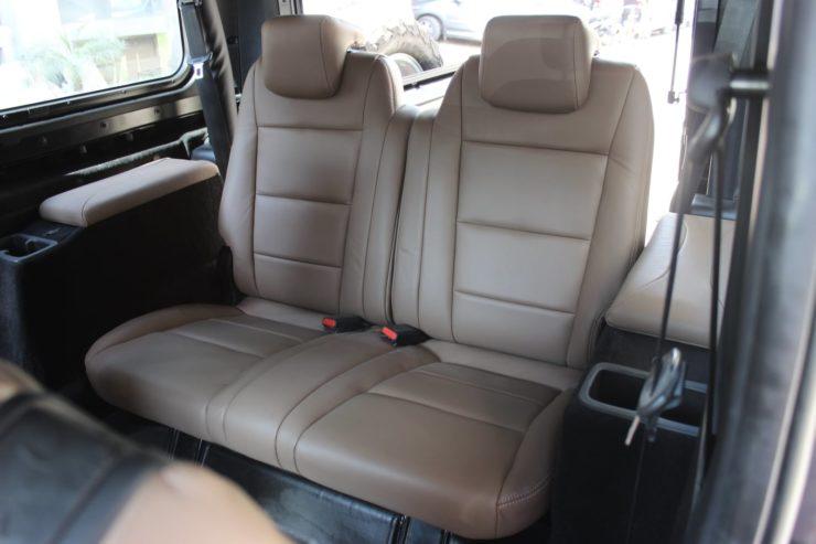 Mahindra Thar Bimbra 4x4 custom interior 2